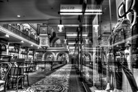 QVB Black and White